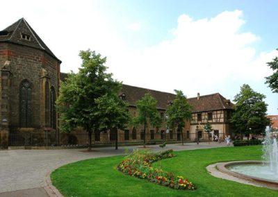 Musée d'Unterlinden à Colmar