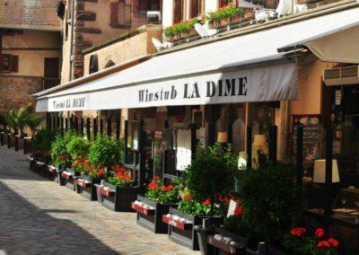 Restaurant - La Dîme