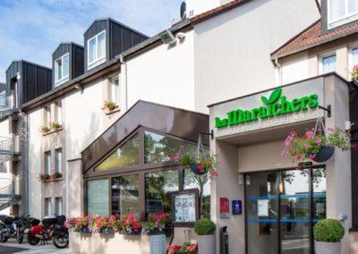 Hôtel 3*** Les Maraîchers - Colmar
