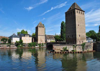 Strasbourg - Le pont couvert