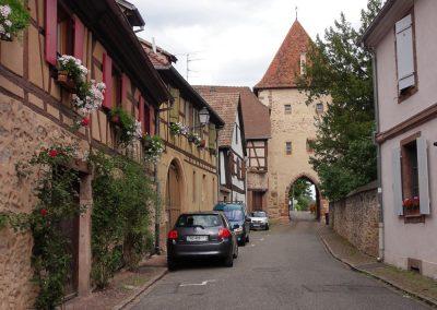 Turckheim - Porte de Brand