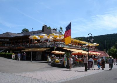 Restaurant Bergsee Titisee
