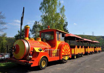 Petit train touristique d'Arzwiller