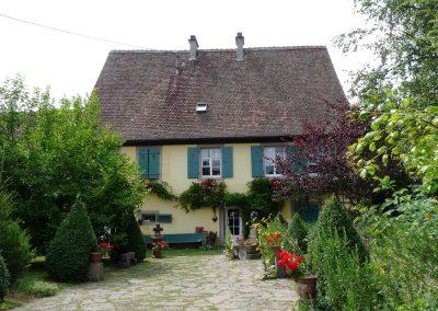 Gunsbach - Maison de la famille Schweitzer