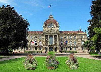 Strasbourg - Palais du Rhin