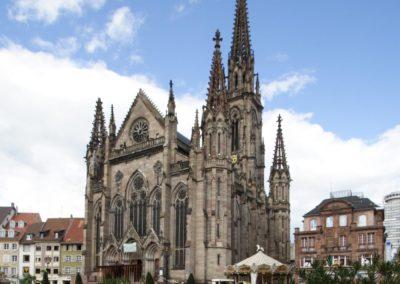 Mulhouse - Temple réformé Saint Etienne