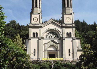 Todtnau, église Sankt Johannes
