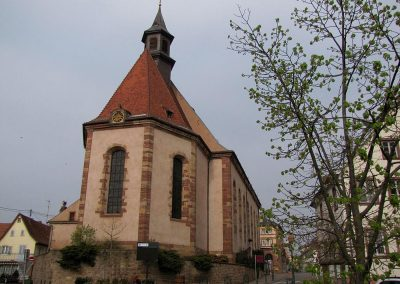 Temple protestant de Wasselonne