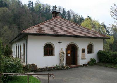 Chapelle à Lucelle