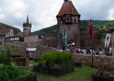 Remparts de Châtenois