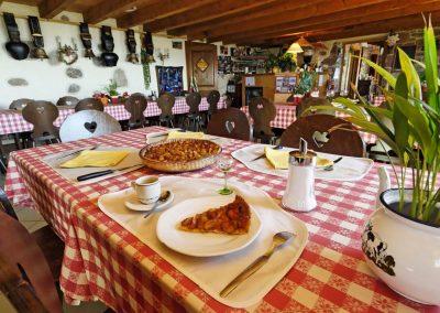 Table de la Ferme-auberge du Buchwald