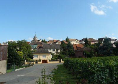 Entrée de Zellenberg