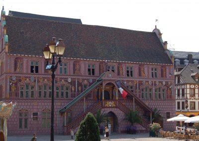 Ancien Hotel de ville de Mulhouse