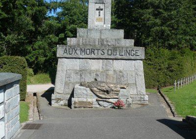 Monument aux morts du Linge
