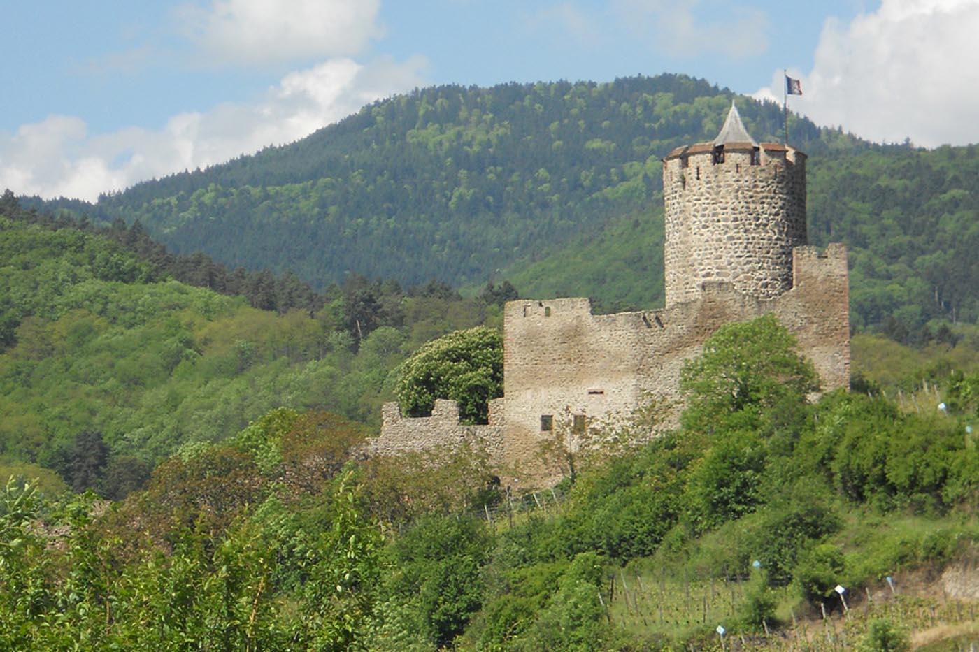 Offre 16010 fr tourisme en alsace voyage en alsace sur - La table alsacienne kaysersberg ...