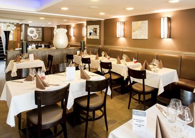 Brasserie restaurant Le Dix à Strasbourg