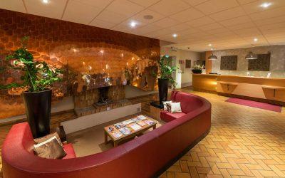 Le Golden Tulip de Mulhouse-Basel, 1er hôtel d'Alsace équipé de superchargeurs Tesla