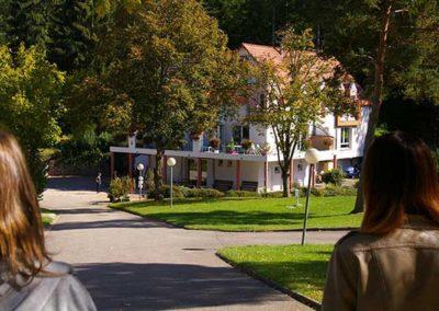 Centre d'Hébergement l'Ecrin de Verdure à Mollkirch