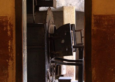 Camp de Concentration du Struthof - Four crématoire