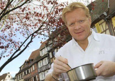 J'YS à Colmar : Le chef étoilé Jean-Yves Schillinger