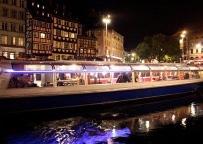 Navire - Lounge Bar - Le Doubs