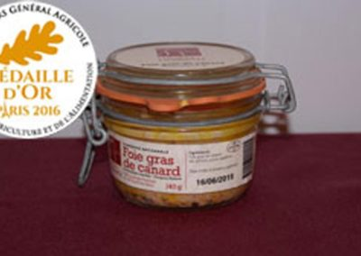 Foie Gras de Canard Lucien Doriath