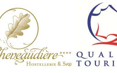 Remise officielle du label Qualité Tourisme à La Cheneaudière & Spa