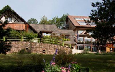 Nouvelle tranche de travaux de 3,5 millions d'euros pour la Cheneaudière & Spa