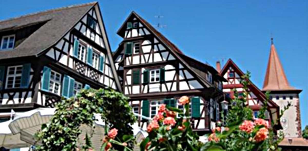 Tourisme en alsace voyage en alsace sur mesure - Residence les jardins d alsace strasbourg ...