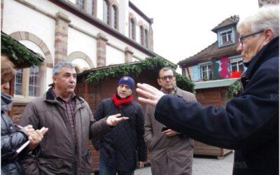 Les Turcs s'intéressent à la route des Vins